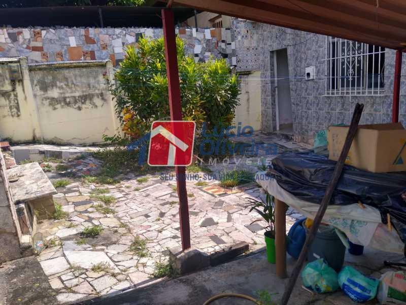 2-frente da casa2. - Casa 2 quartos à venda Braz de Pina, Rio de Janeiro - R$ 280.000 - VPCA20249 - 3