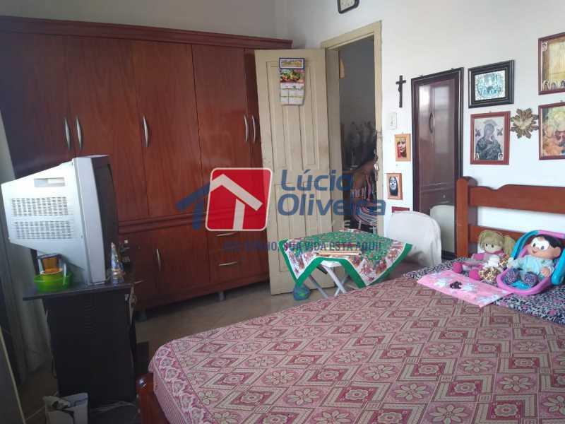 3-1º quarto 1. - Casa 2 quartos à venda Braz de Pina, Rio de Janeiro - R$ 280.000 - VPCA20249 - 4