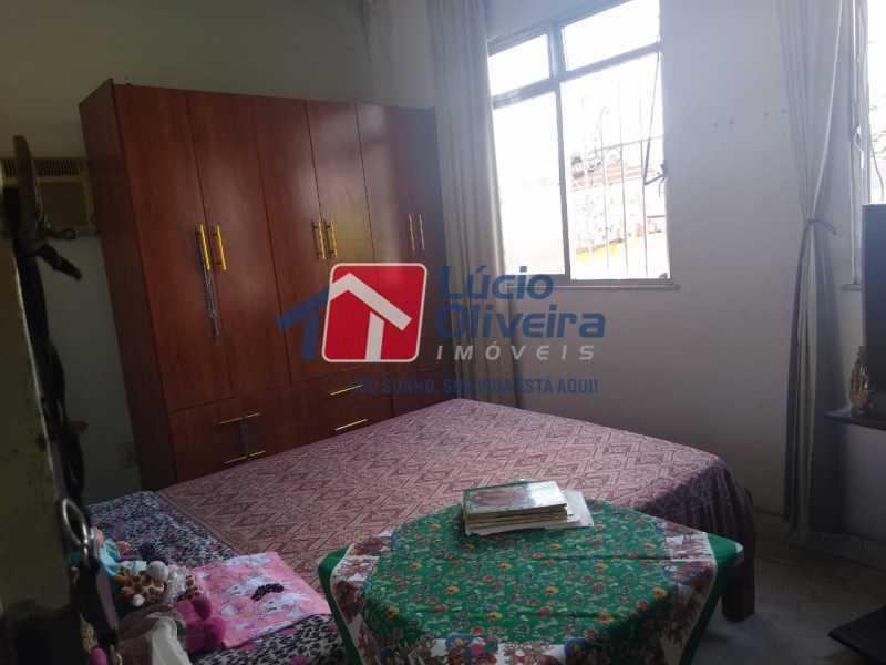 4-1º quarto 2. - Casa 2 quartos à venda Braz de Pina, Rio de Janeiro - R$ 280.000 - VPCA20249 - 5