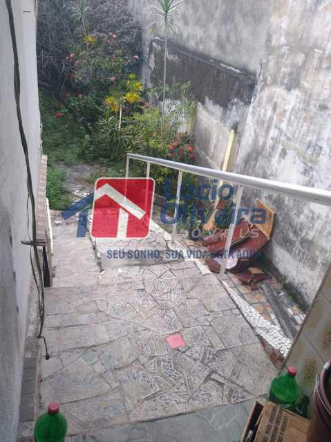 9-Acesso fundos. - Casa 2 quartos à venda Braz de Pina, Rio de Janeiro - R$ 280.000 - VPCA20249 - 10