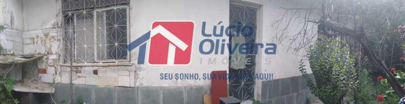 11-Casa fundos. - Casa 2 quartos à venda Braz de Pina, Rio de Janeiro - R$ 280.000 - VPCA20249 - 12