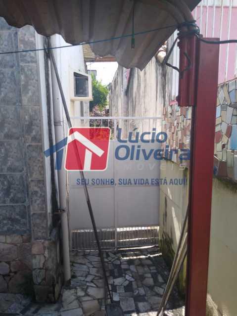12-acesso lateral1. - Casa 2 quartos à venda Braz de Pina, Rio de Janeiro - R$ 280.000 - VPCA20249 - 13