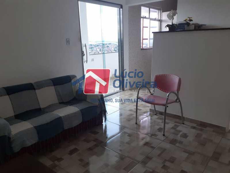 1 sala. - Apartamento à venda Rua Orica,Braz de Pina, Rio de Janeiro - R$ 130.000 - VPAP10139 - 1