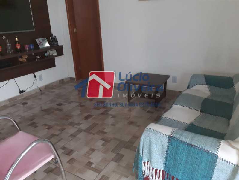2 sala. - Apartamento à venda Rua Orica,Braz de Pina, Rio de Janeiro - R$ 130.000 - VPAP10139 - 3