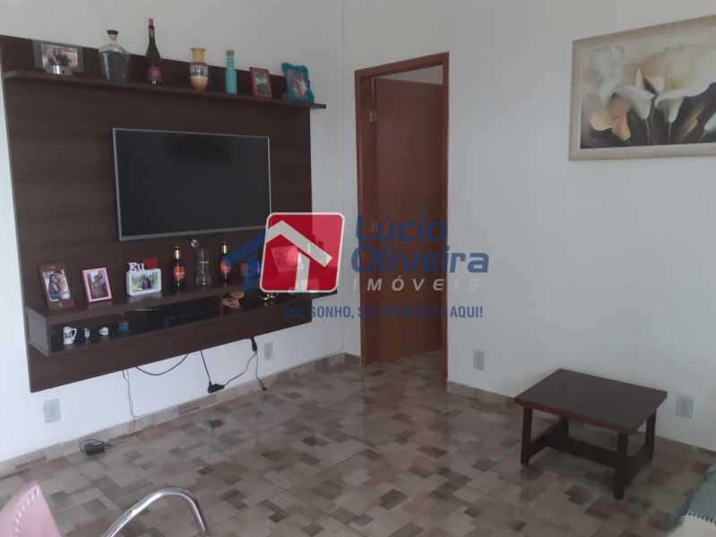 3 sala. - Apartamento à venda Rua Orica,Braz de Pina, Rio de Janeiro - R$ 130.000 - VPAP10139 - 4