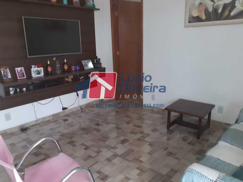 4 sala. - Apartamento à venda Rua Orica,Braz de Pina, Rio de Janeiro - R$ 130.000 - VPAP10139 - 5