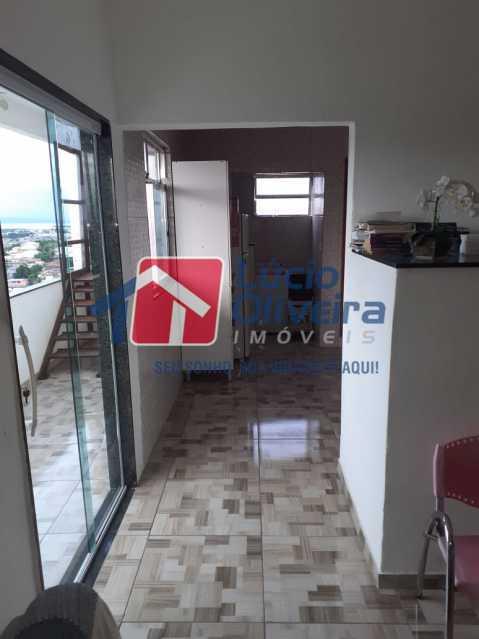 5 circulação. - Apartamento à venda Rua Orica,Braz de Pina, Rio de Janeiro - R$ 130.000 - VPAP10139 - 6