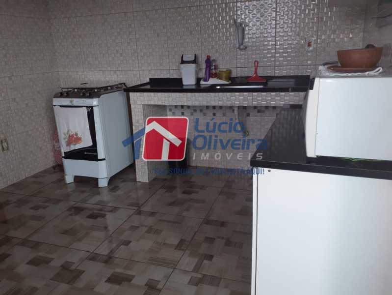 8 cozinha. - Apartamento à venda Rua Orica,Braz de Pina, Rio de Janeiro - R$ 130.000 - VPAP10139 - 9