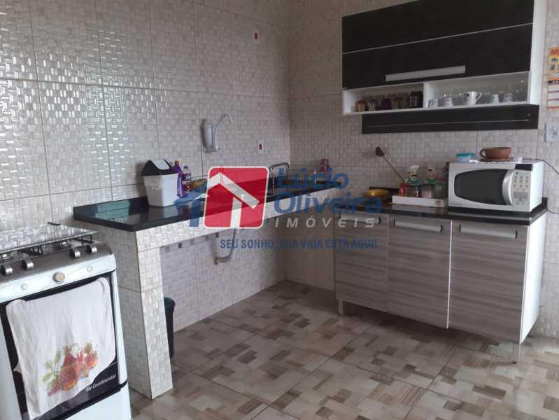 9 cozinha. - Apartamento à venda Rua Orica,Braz de Pina, Rio de Janeiro - R$ 130.000 - VPAP10139 - 10