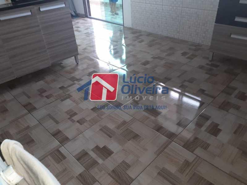 10 cozinha. - Apartamento à venda Rua Orica,Braz de Pina, Rio de Janeiro - R$ 130.000 - VPAP10139 - 11