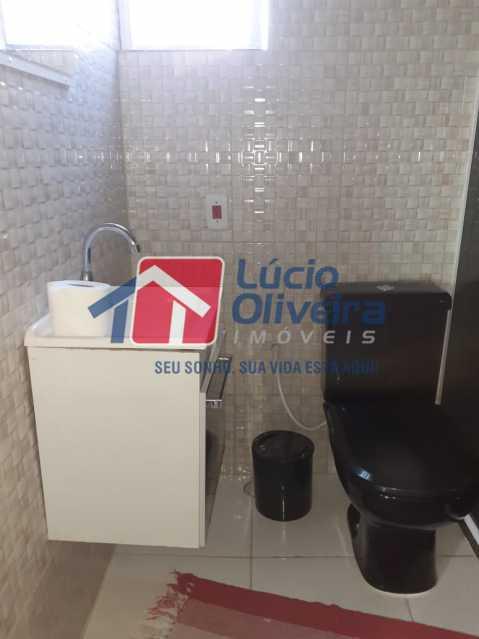 12 banheiro. - Apartamento à venda Rua Orica,Braz de Pina, Rio de Janeiro - R$ 130.000 - VPAP10139 - 13