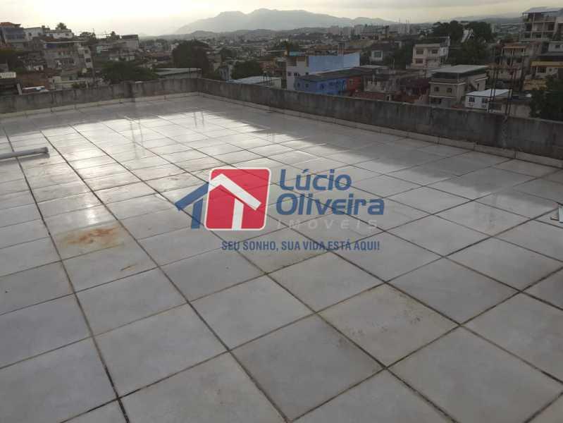 16 terraço. - Apartamento à venda Rua Orica,Braz de Pina, Rio de Janeiro - R$ 130.000 - VPAP10139 - 17