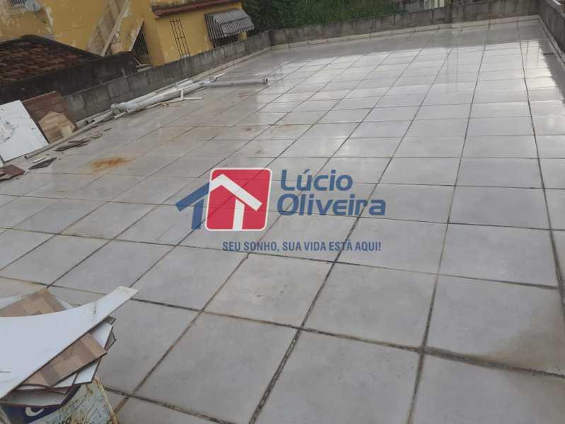 17 terraço. - Apartamento à venda Rua Orica,Braz de Pina, Rio de Janeiro - R$ 130.000 - VPAP10139 - 18