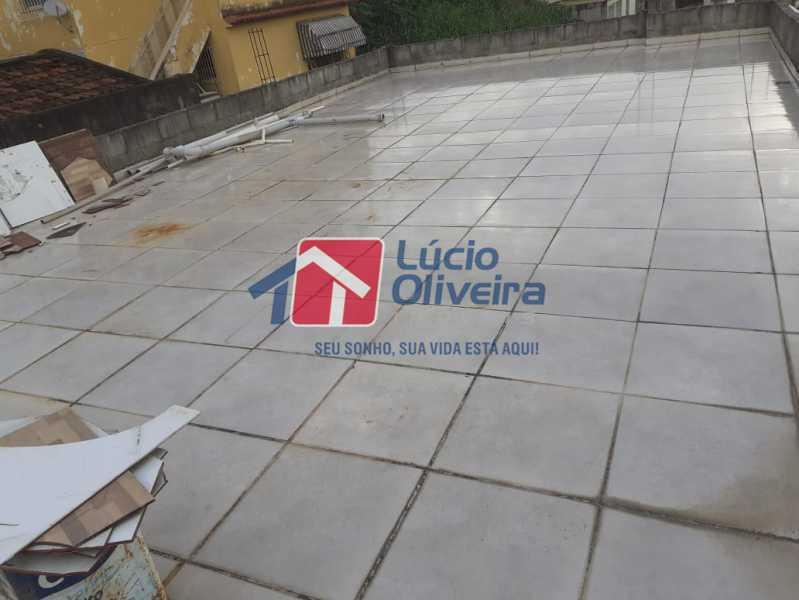 18 terraço. - Apartamento à venda Rua Orica,Braz de Pina, Rio de Janeiro - R$ 130.000 - VPAP10139 - 19