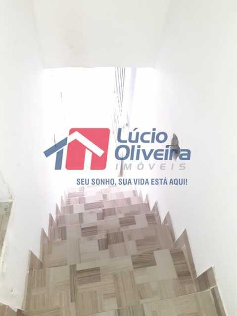 19 escada. - Apartamento à venda Rua Orica,Braz de Pina, Rio de Janeiro - R$ 130.000 - VPAP10139 - 20