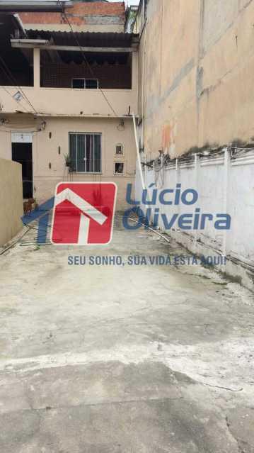 2 Frente casa - Casa Travessa Costa Mendes,Ramos, Rio de Janeiro, RJ À Venda, 3 Quartos, 58m² - VPCA30178 - 3
