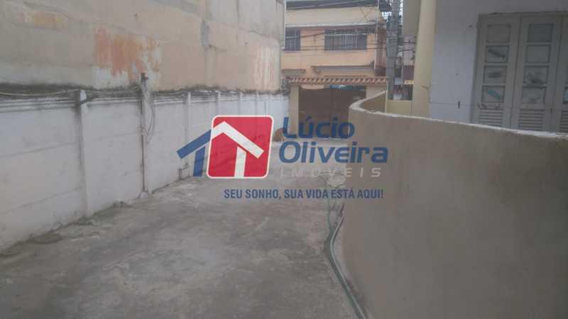2.1 area externa - Casa Travessa Costa Mendes,Ramos, Rio de Janeiro, RJ À Venda, 3 Quartos, 58m² - VPCA30178 - 4