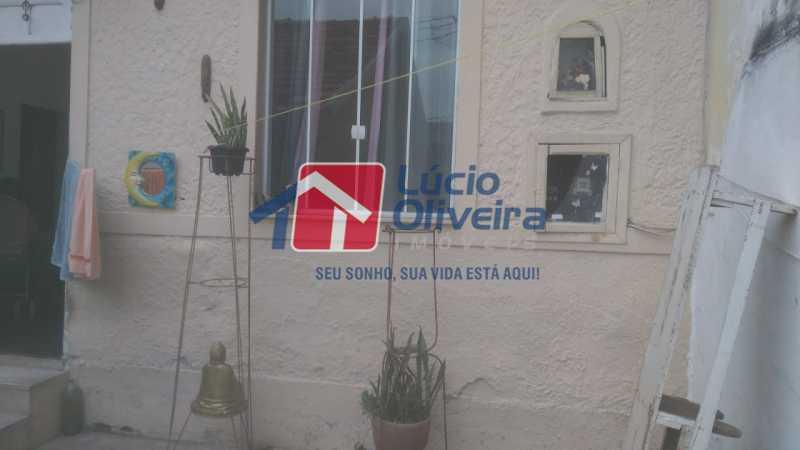 2.2 Frente casa - Casa Travessa Costa Mendes,Ramos, Rio de Janeiro, RJ À Venda, 3 Quartos, 58m² - VPCA30178 - 5