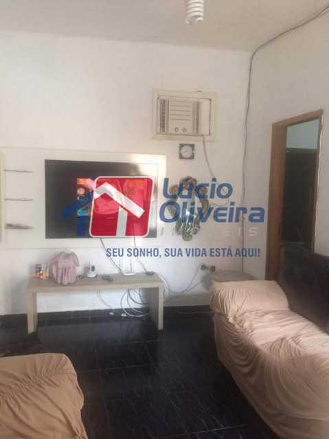 3 Sala - Casa Travessa Costa Mendes,Ramos, Rio de Janeiro, RJ À Venda, 3 Quartos, 58m² - VPCA30178 - 7