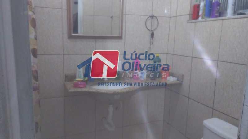9 banheiro - Casa Travessa Costa Mendes,Ramos, Rio de Janeiro, RJ À Venda, 3 Quartos, 58m² - VPCA30178 - 14