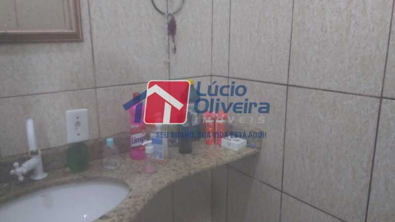 10 banheiro - Casa Travessa Costa Mendes,Ramos, Rio de Janeiro, RJ À Venda, 3 Quartos, 58m² - VPCA30178 - 15