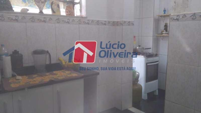 11 cozinha - Casa Travessa Costa Mendes,Ramos, Rio de Janeiro, RJ À Venda, 3 Quartos, 58m² - VPCA30178 - 16