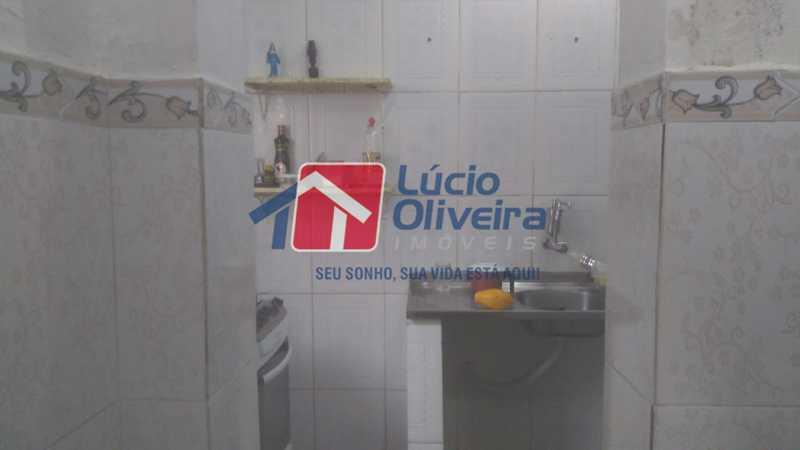 12 cozinha - Casa Travessa Costa Mendes,Ramos, Rio de Janeiro, RJ À Venda, 3 Quartos, 58m² - VPCA30178 - 17