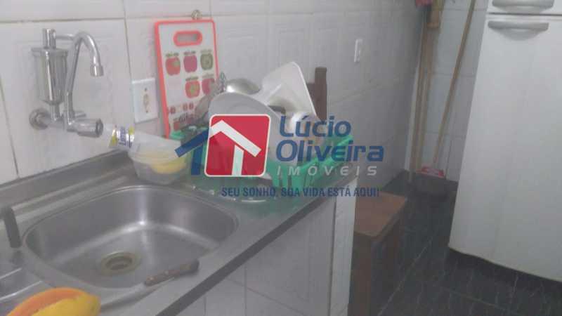 14 cozinha - Casa Travessa Costa Mendes,Ramos, Rio de Janeiro, RJ À Venda, 3 Quartos, 58m² - VPCA30178 - 19