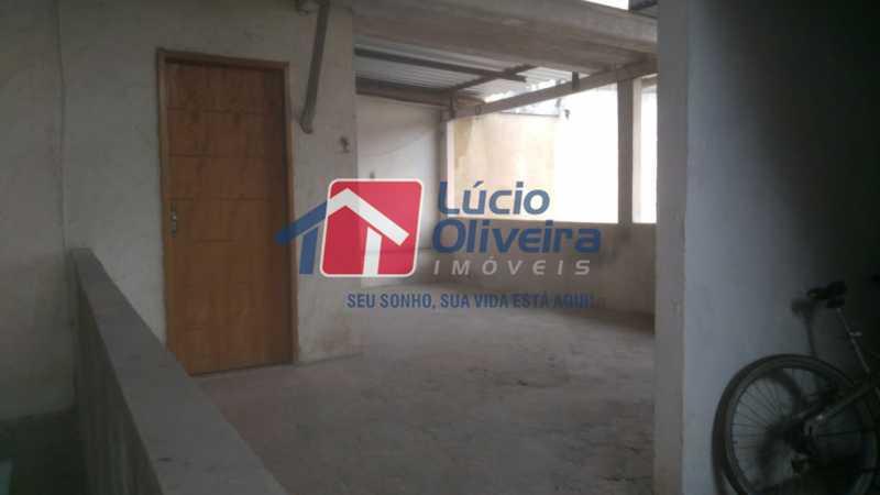 16 terraço - Casa Travessa Costa Mendes,Ramos, Rio de Janeiro, RJ À Venda, 3 Quartos, 58m² - VPCA30178 - 22