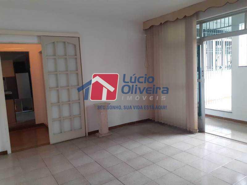 1-Sala 2 ambientes - Casa à venda Rua Iricume,Braz de Pina, Rio de Janeiro - R$ 400.000 - VPCA40056 - 1
