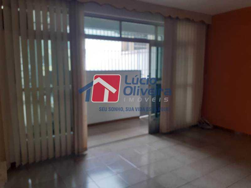 2- Sala 2 ambientes - Casa à venda Rua Iricume,Braz de Pina, Rio de Janeiro - R$ 400.000 - VPCA40056 - 3