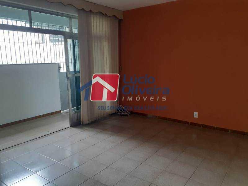 3-Sala 3 ambientes - Casa à venda Rua Iricume,Braz de Pina, Rio de Janeiro - R$ 400.000 - VPCA40056 - 4