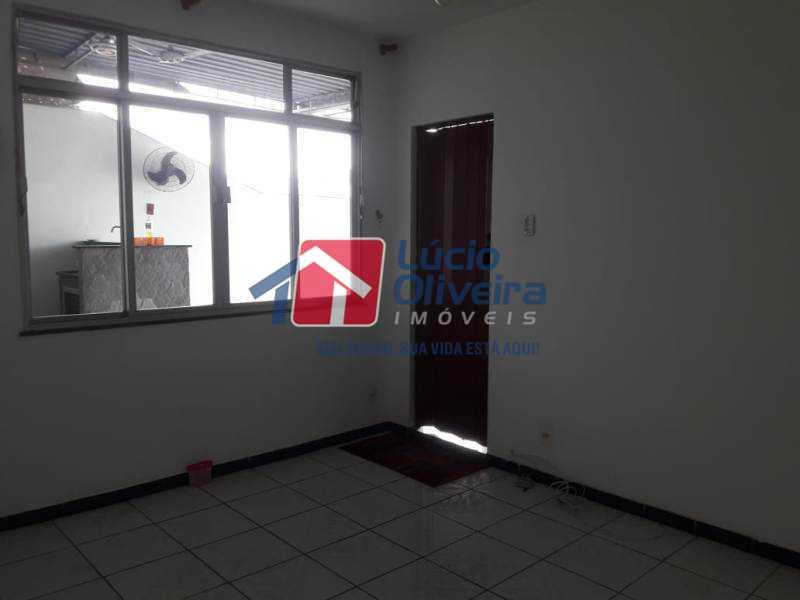 7-Quarto terraço - Casa à venda Rua Iricume,Braz de Pina, Rio de Janeiro - R$ 400.000 - VPCA40056 - 8