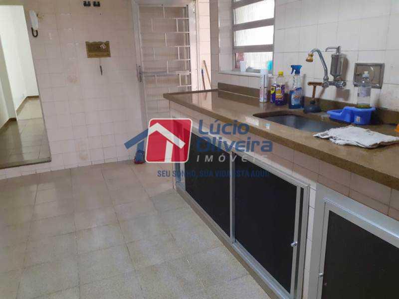 12-Cozinha - Casa à venda Rua Iricume,Braz de Pina, Rio de Janeiro - R$ 400.000 - VPCA40056 - 13
