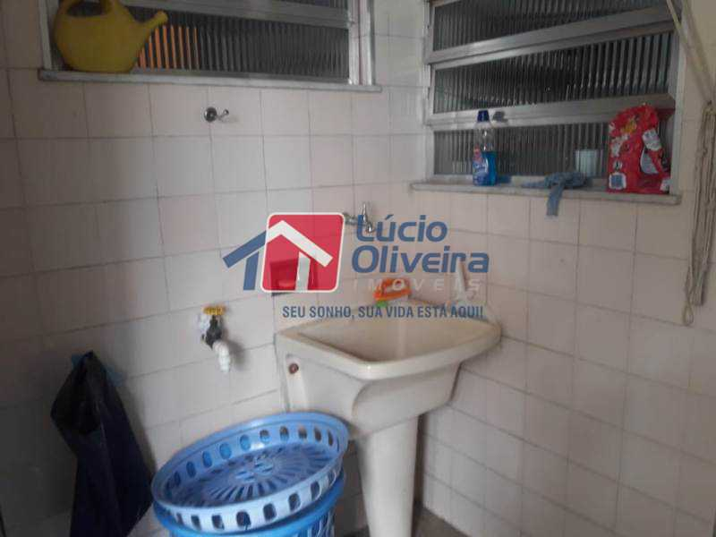14-Area Serviço - Casa à venda Rua Iricume,Braz de Pina, Rio de Janeiro - R$ 400.000 - VPCA40056 - 15