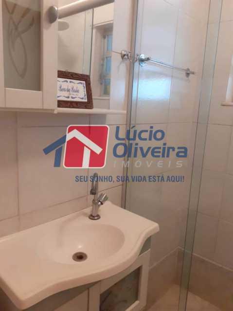 18-Banheiro suite - Casa à venda Rua Iricume,Braz de Pina, Rio de Janeiro - R$ 400.000 - VPCA40056 - 20