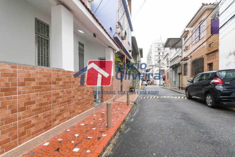 foto 01 - Casa de Vila Rua Salvador Pires,Méier, Rio de Janeiro, RJ À Venda, 2 Quartos, 100m² - VPCV20051 - 1