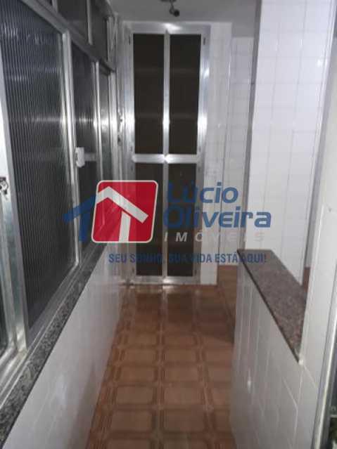 9 CIRCULAÇAO. - Apartamento Rua Doutor Weischenk,Penha, Rio de Janeiro, RJ À Venda, 2 Quartos, 69m² - VPAP21291 - 10