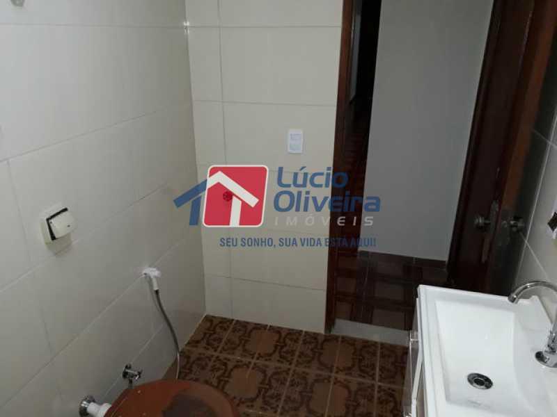 10 BANHEIRO SOCIAL. - Apartamento Rua Doutor Weischenk,Penha, Rio de Janeiro, RJ À Venda, 2 Quartos, 69m² - VPAP21291 - 11
