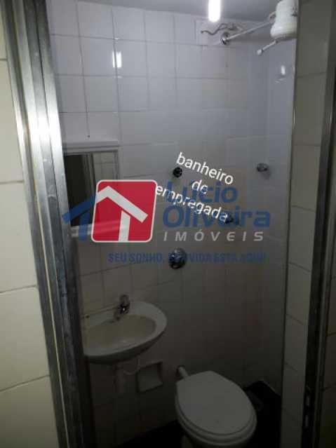 12 BANHEIRO DE EMPREGADA. - Apartamento Rua Doutor Weischenk,Penha, Rio de Janeiro, RJ À Venda, 2 Quartos, 69m² - VPAP21291 - 13