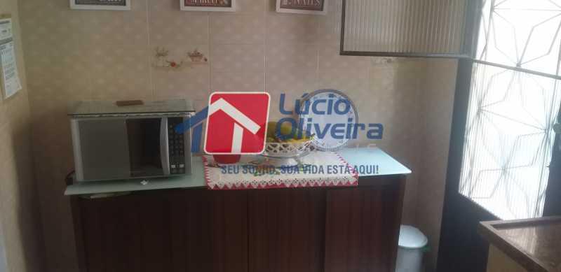 09 - Cozinha - Casa Rua Gilberto Goulart de Andrade,Vila da Penha, Rio de Janeiro, RJ À Venda, 3 Quartos, 194m² - VPCA30180 - 6