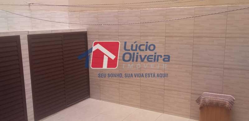 17 -Área Independente - Casa Rua Gilberto Goulart de Andrade,Vila da Penha, Rio de Janeiro, RJ À Venda, 3 Quartos, 194m² - VPCA30180 - 10