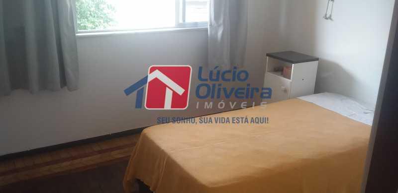 30 - Quarto Solteiro - Casa Rua Gilberto Goulart de Andrade,Vila da Penha, Rio de Janeiro, RJ À Venda, 3 Quartos, 194m² - VPCA30180 - 19