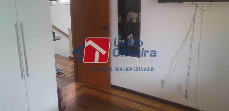 32 - Quarto Solteiro - Casa Rua Gilberto Goulart de Andrade,Vila da Penha, Rio de Janeiro, RJ À Venda, 3 Quartos, 194m² - VPCA30180 - 21