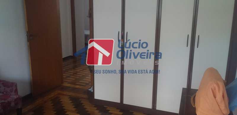 39 - Quarto Solteiro - Casa Rua Gilberto Goulart de Andrade,Vila da Penha, Rio de Janeiro, RJ À Venda, 3 Quartos, 194m² - VPCA30180 - 26