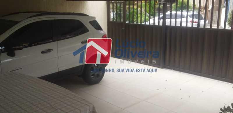 42 - Garagem - Casa Rua Gilberto Goulart de Andrade,Vila da Penha, Rio de Janeiro, RJ À Venda, 3 Quartos, 194m² - VPCA30180 - 29