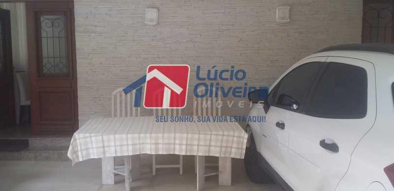 45 - Garagem - Casa Rua Gilberto Goulart de Andrade,Vila da Penha, Rio de Janeiro, RJ À Venda, 3 Quartos, 194m² - VPCA30180 - 31
