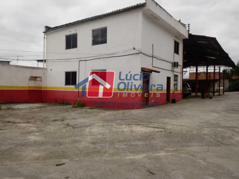 02 - Galpão 514m² para venda e aluguel Rua Jaboti,Braz de Pina, Rio de Janeiro - R$ 1.650.000 - VPGA00012 - 3