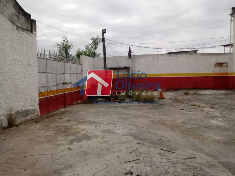 03 - Galpão 514m² para venda e aluguel Rua Jaboti,Braz de Pina, Rio de Janeiro - R$ 1.650.000 - VPGA00012 - 4