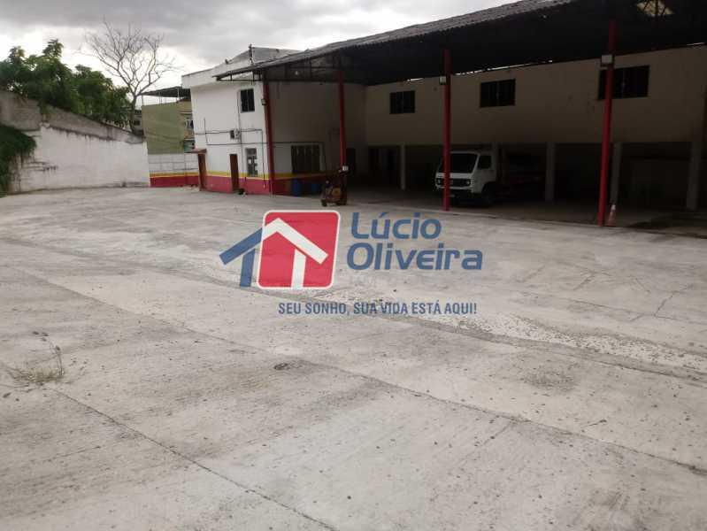 24 - Galpão 514m² para venda e aluguel Rua Jaboti,Braz de Pina, Rio de Janeiro - R$ 1.650.000 - VPGA00012 - 25